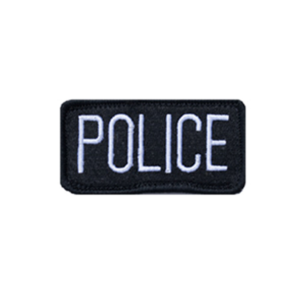 Law Enforcement Small Police Patch