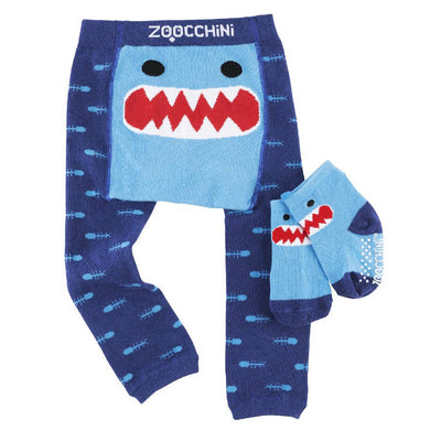 Sherman the Shark Legging and Sock Set