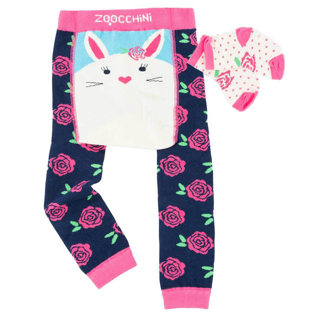 Bella the Bunny Legging and Sock Set