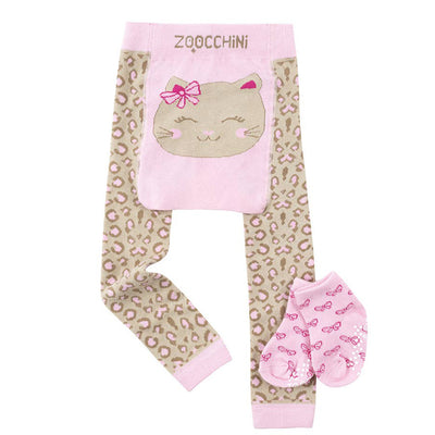 Kallie the Kitten Legging and Sock Set