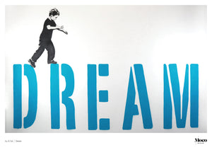 Poster A1 Icy & Sot Dream