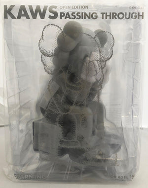 Load image into Gallery viewer, KAWS - Passing Through open edition grey