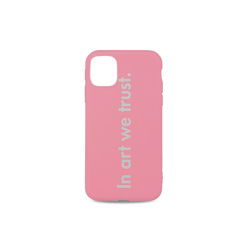 Moco Iphone Case Pink - In Art We Trust