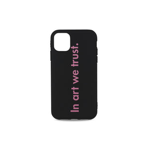 Moco Iphone Case Black - In Art We Trust