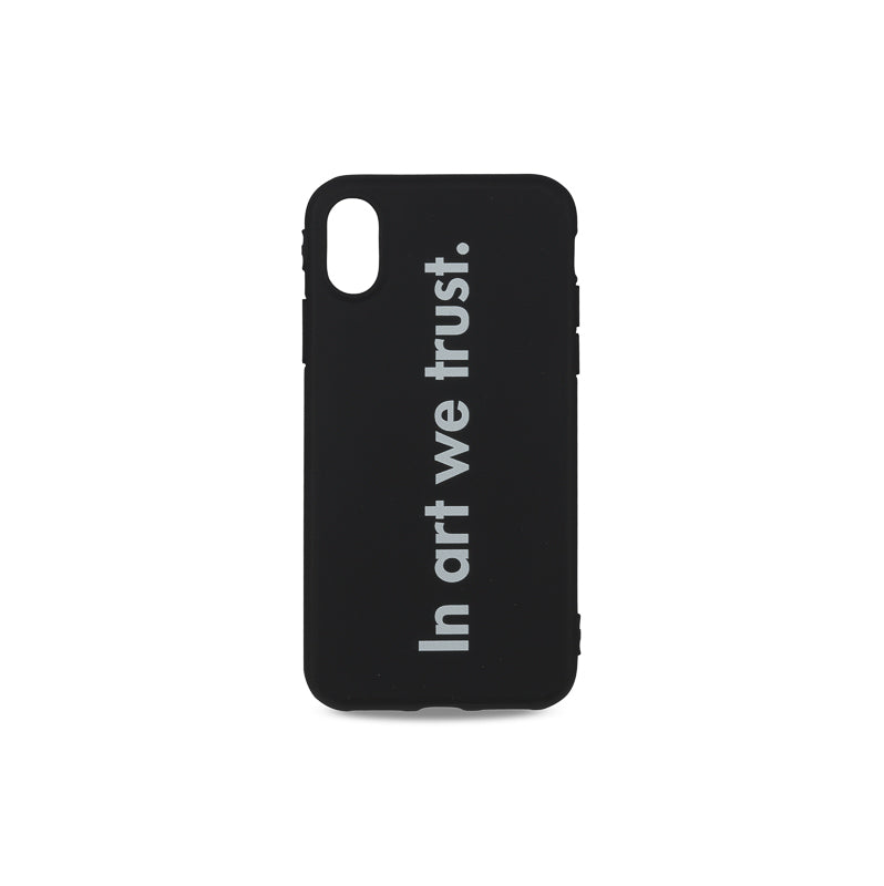 Moco Iphone Case Black and White - In Art We Trust