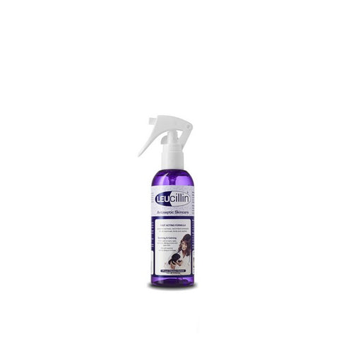 Leucillin Non Toxic Anticeptic Animal Skin Spray 150ml
