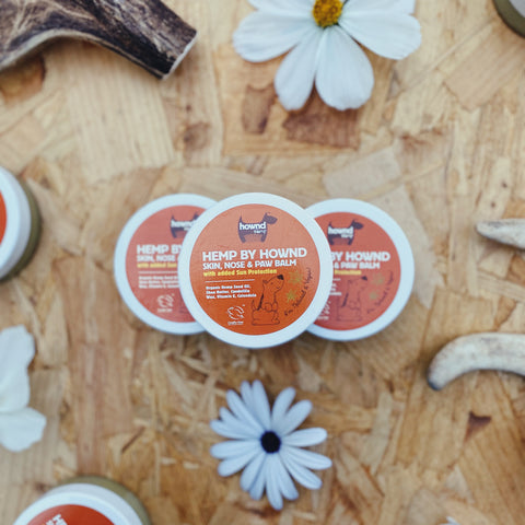 Hemp Skin, Nose and Paw Balm with Sun Protection  50g