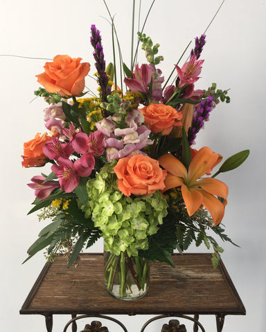 Fall Creek Bouquet