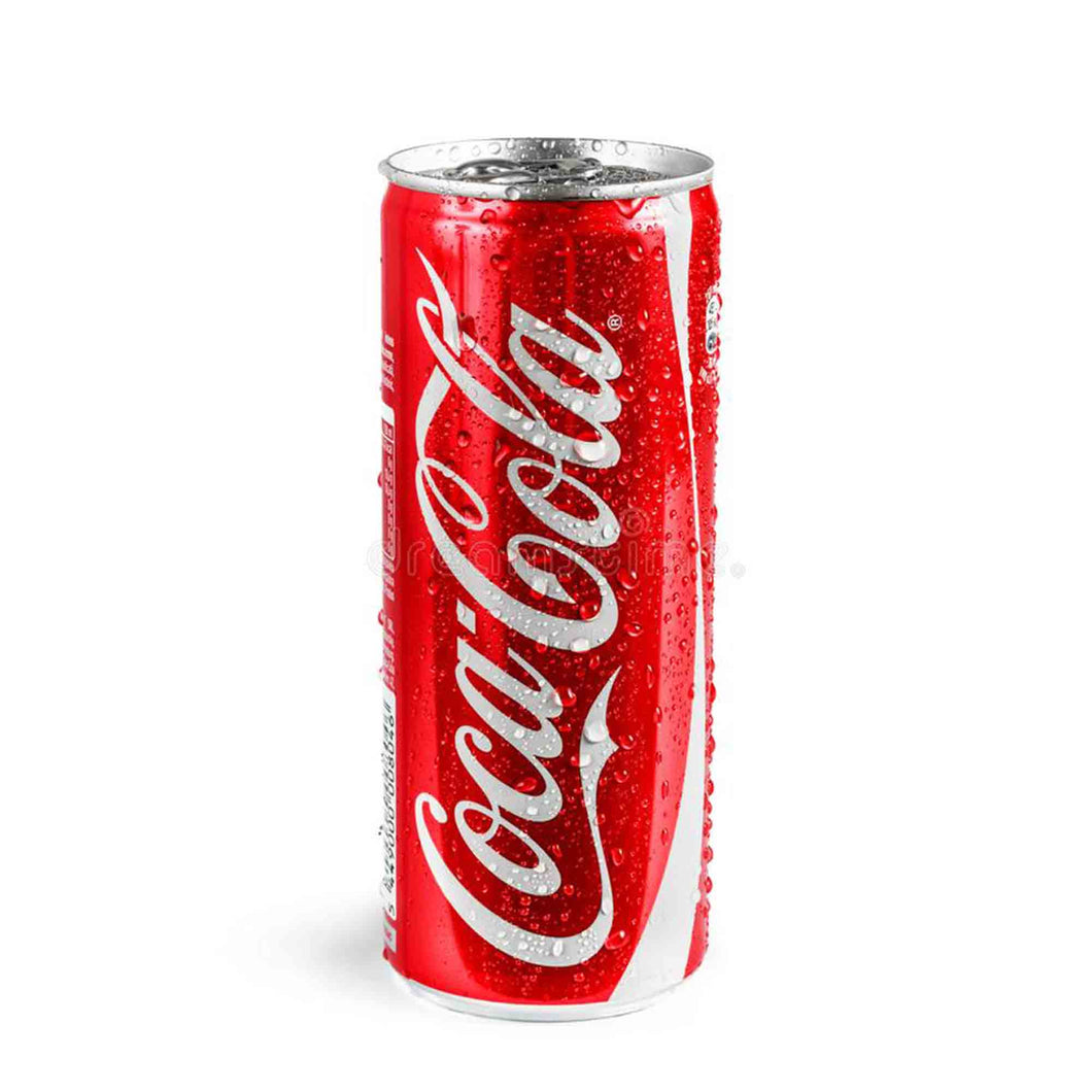 Softdrinks in can
