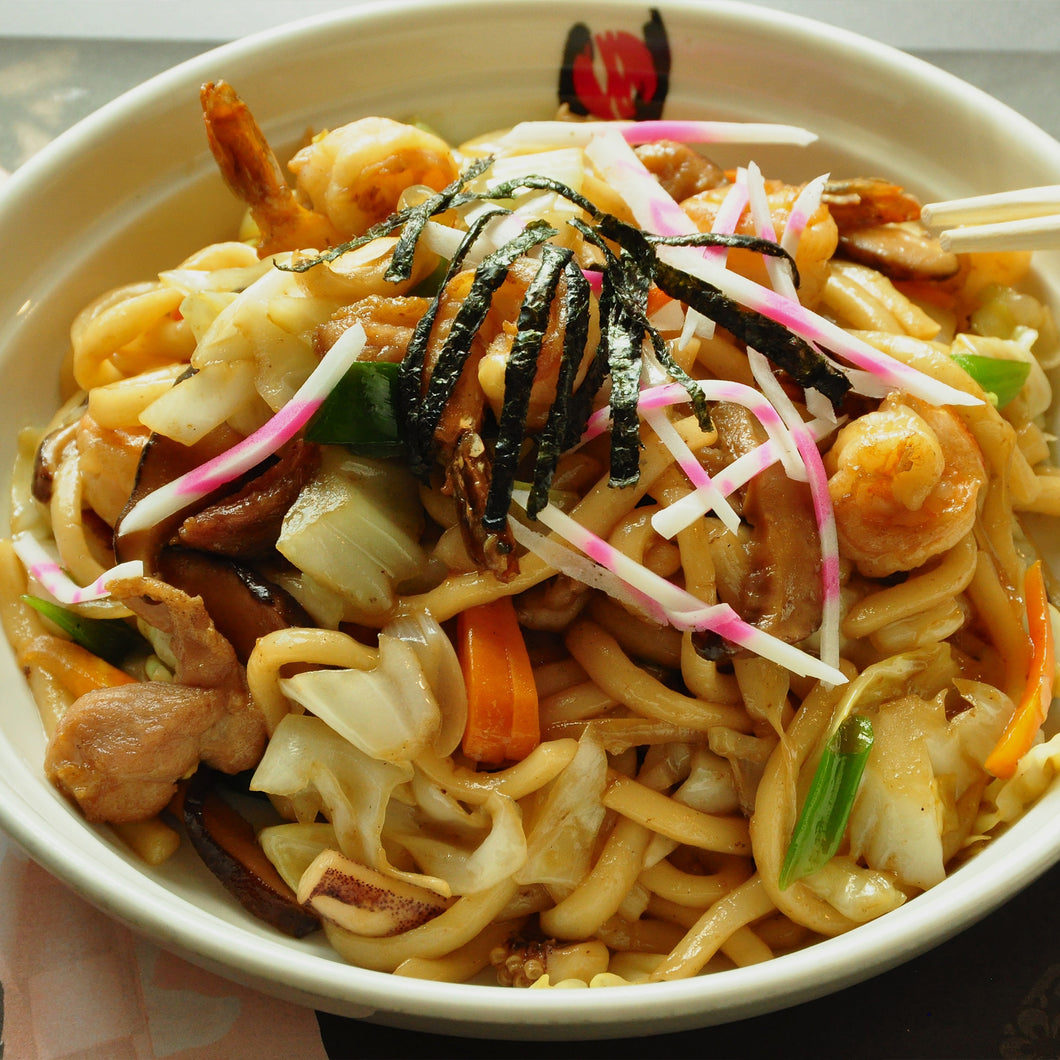 Special Yaki udon