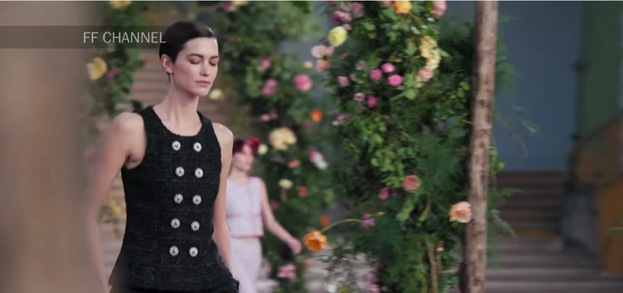 What is the secret behind CHANEL's smooth creative transition?