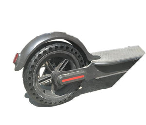 Futuristic Solid Rubber Tire