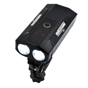 5200mAh 1000 Lumen Rechargeable Bike Light