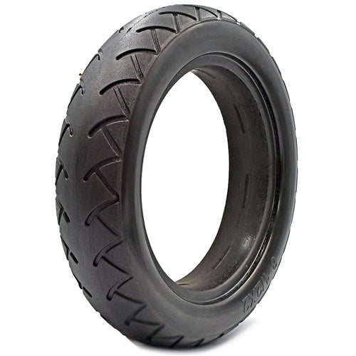 Upgraded Solid Rubber Tire
