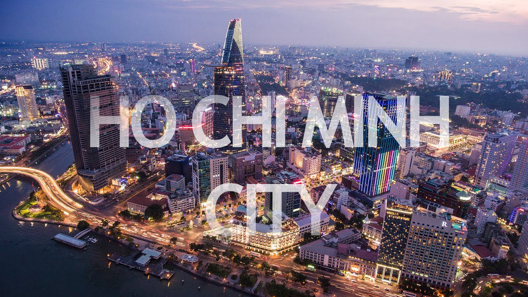 Ho Chi Minh City - Chancery Lane