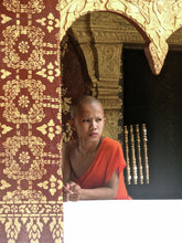 Load image into Gallery viewer, Laotian Boy Monk - Worlds Abroad
