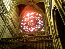 Load image into Gallery viewer, Rose Window Prague - Worlds Abroad