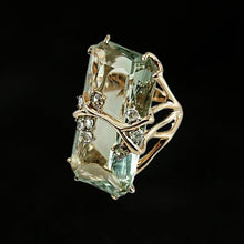 Load image into Gallery viewer, Green Crystal Zircon Rhinestone - Worlds Abroad