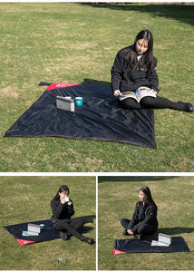 Portable Waterproof Picnic or Beach Blanket - Worlds Abroad