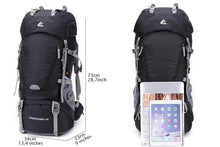 Load image into Gallery viewer, 60L Waterproof Voyager - Worlds Abroad