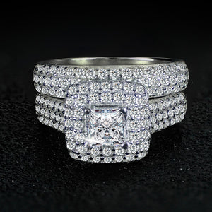 Sterling Silver & Zircon Ring - Worlds Abroad