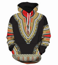 Load image into Gallery viewer, Dashiki Hoodie - Worlds Abroad
