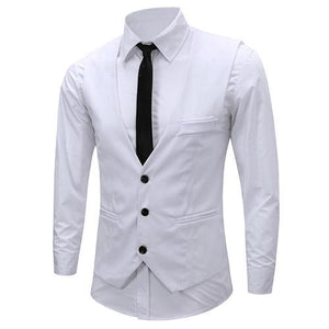 Classic Formal Business Vest - Worlds Abroad