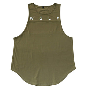 Sleeveless Gym Tank - Worlds Abroad