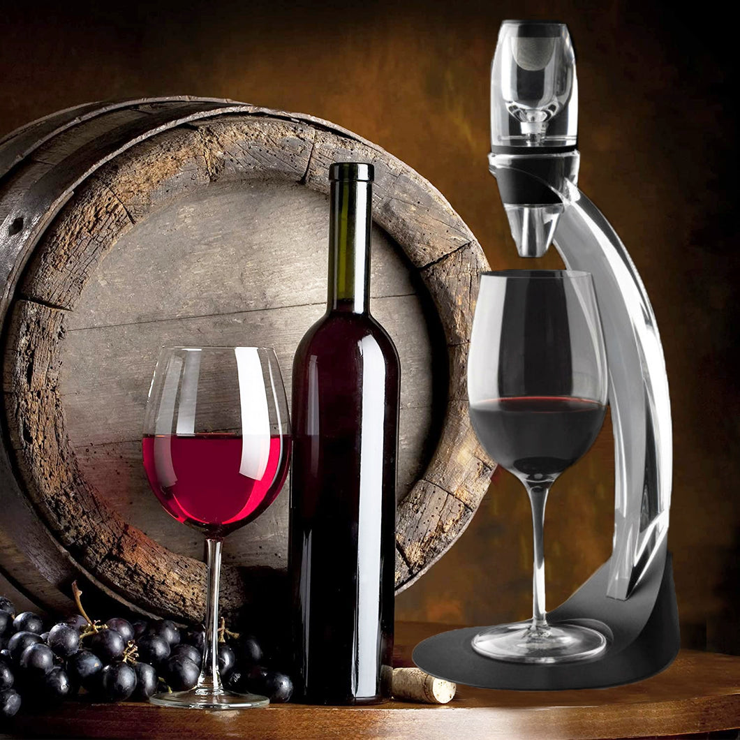Professional Red Wine Decanter & Aerator - Worlds Abroad