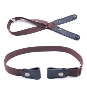 Buckle Free Stretch Belt - Worlds Abroad