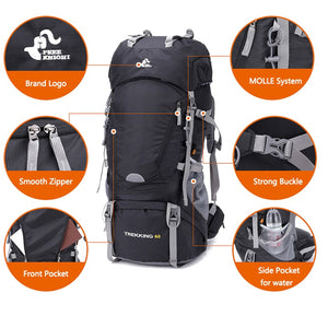 60L Waterproof Voyager - Worlds Abroad