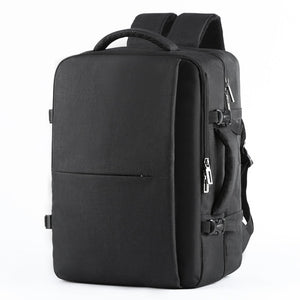 Double Compartment Backpack with Unique Digital Bag for 15.6 inch Laptop - Worlds Abroad