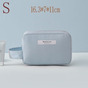 Travel Cosmetic Bag - Worlds Abroad