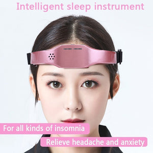 Electric Head Massager for Insomnia Therapy Releasing Stress and Sleep Therapy - Worlds Abroad