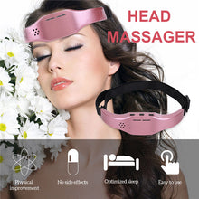 Load image into Gallery viewer, Electric Head Massager for Insomnia Therapy Releasing Stress and Sleep Therapy - Worlds Abroad