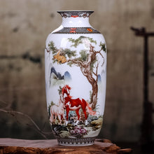 Load image into Gallery viewer, Jingdezhen Ceramic Vase - Chancery Lane