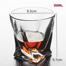 Load image into Gallery viewer, Whiskey Brandy Vodka Crystal Glassware - Worlds Abroad