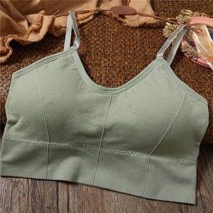 Tank Crop Top - Worlds Abroad