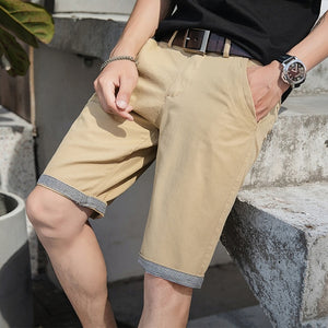 Quality Cotton Shorts - Worlds Abroad