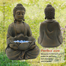 Load image into Gallery viewer, Meditating Zen Buddha Statue - Chancery Lane
