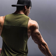 Load image into Gallery viewer, Sleeveless Gym Tank - Worlds Abroad