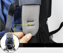 Load image into Gallery viewer, 60L Waterproof Nylon Venturing Backpack - Worlds Abroad