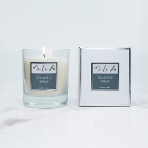 Atlantic Spray Scented Candle