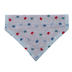 "Pet Paw ""Seeing Stars"" Over-The-Collar Dog Bandana"