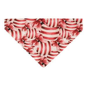 "Pet Paw ""Candy Colours"" Over-The-Collar Dog Bandana"