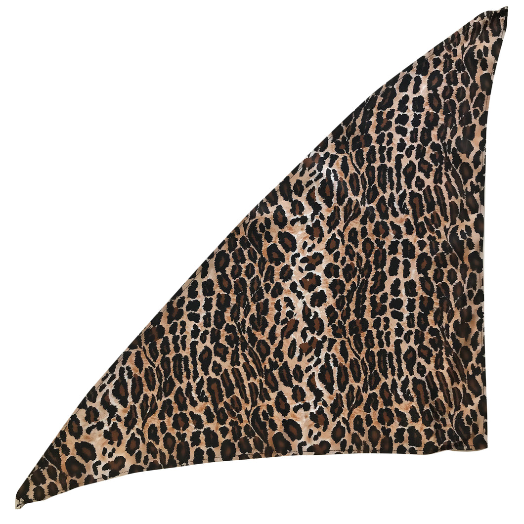 Animal Print Headscarf