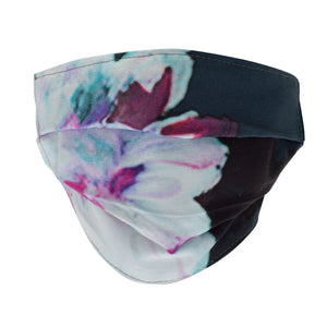Water Lily Pleated Mask