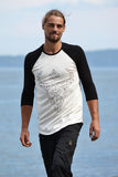 Atlas Men's 3/4 Sleeve Tee