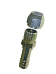 Straight Barbed Compression Fittings
