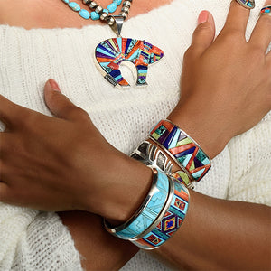 David Rosales Indian Summer - Native American Jewelry
